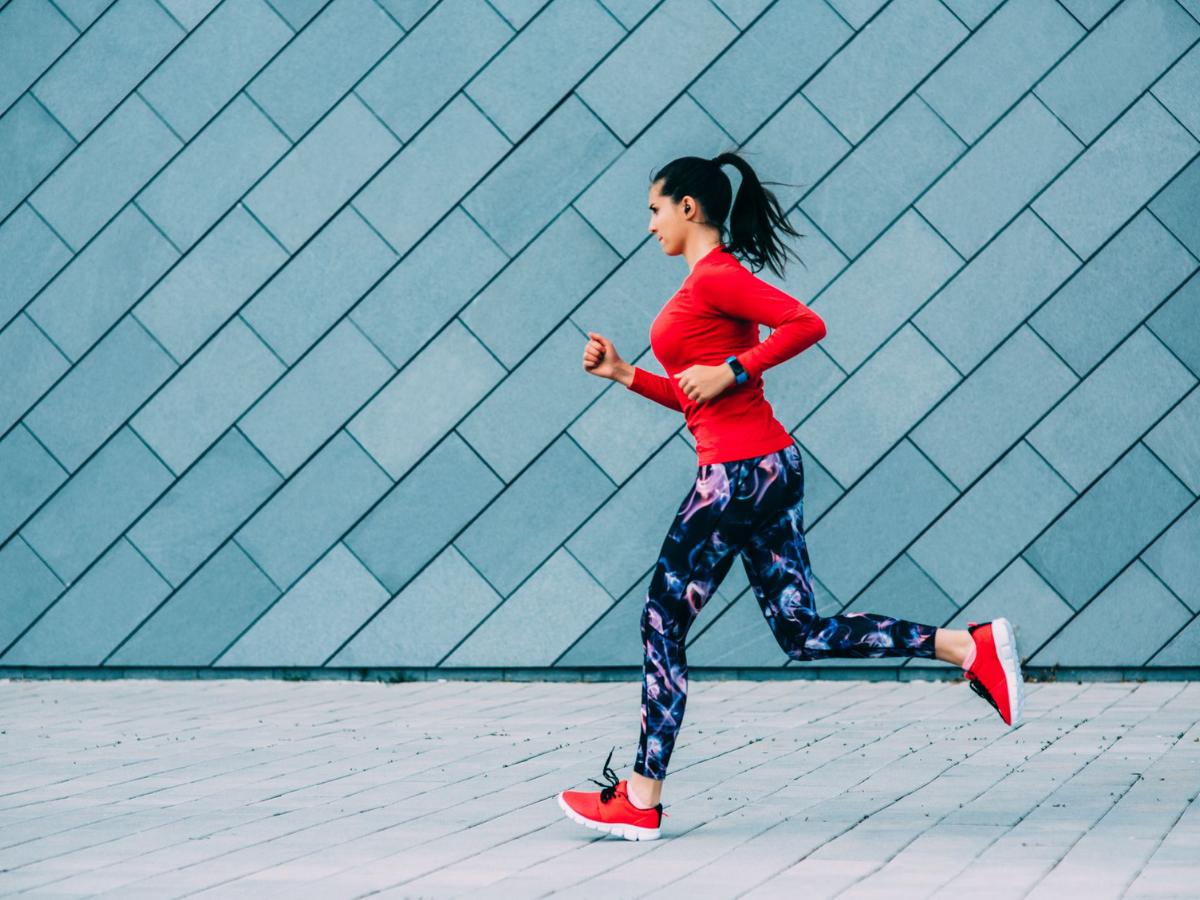 running marathon training